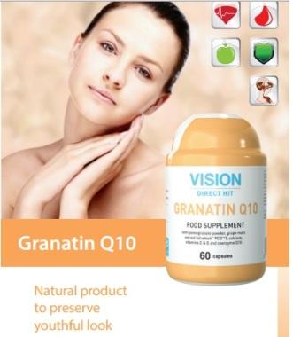 Vision Granatin Q10