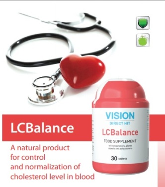 Vision LCBalance