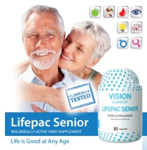 Vision Lifepac Senior