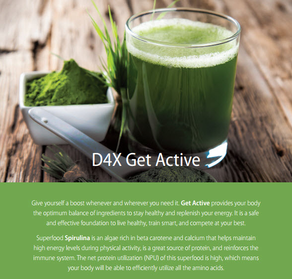 D4X Get Active Vision