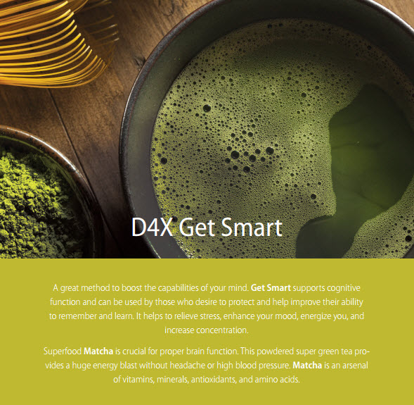 D4X Get Smart Vision