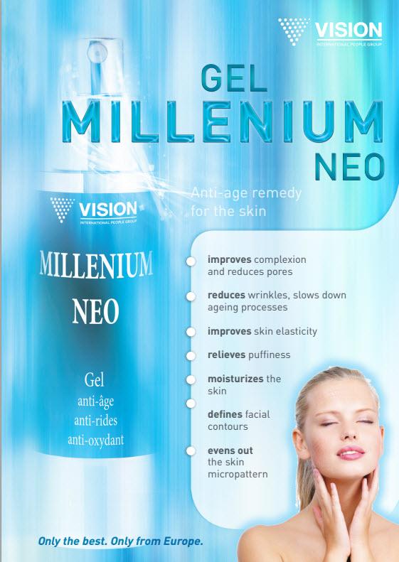 vision millenium neo gel