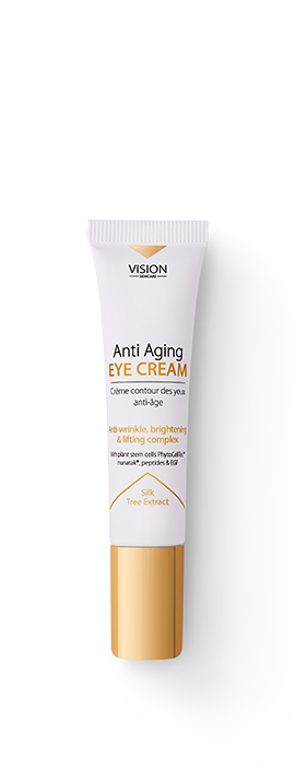 vision-skincare-eye-cream-anti-aging-silk-tree-extract-brightening-and-lifting-complex-anti-wrinkle
