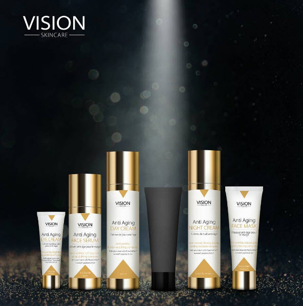 vision amazing anti aging results skincare innovation